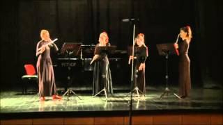 Anton Reicha: Sinfonico for 4 Flutes, op. 112