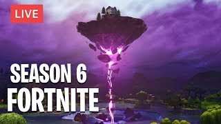 FORTNITE SAISON 6! TOUTES LES NOUVELLES! PIERRE D'OMBRE ! SHOPPO THE SEASON 6 BATTLE PASS! Fortnite Australie