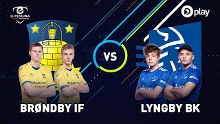 eSuperliga Highlights | Runde 9 | Lyngby stjæler overraskende sejren fra Brøndby!