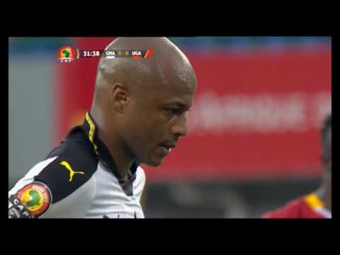 Sport/CAN 2017: Le Ghana et le Cameroun s'affrontent en demi finale