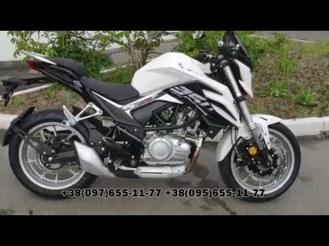Обзор мотоцикла LIFAN KP350