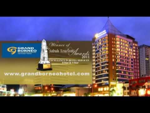 Grand Borneo Hotel - Kota Kinabalu - Sabah - Malaysia