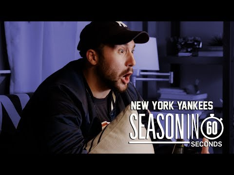 New York Yankees Fans | Season in 60 Seconds