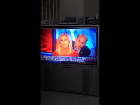 Rep Louie Gohmert video bombs Cheryl Casone on Fox News
