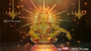 Ayyappa Swamy Devotional Bgm Ringtone