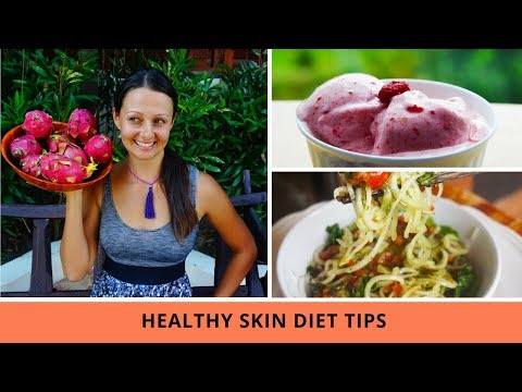 Healthy Skin Diet Tips – Glowing Skin Secrets Revealed