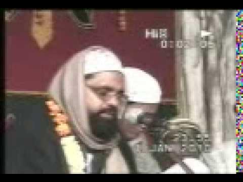 Hafiz Hamid Uddin & Party Programme Nov. 2012