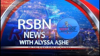 LIVE: Nightly News Recap with Alyssa Ashe