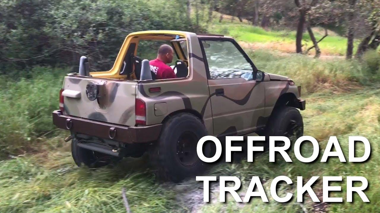 LIFTED Offroad Geo Tracker: 4x4 Offroad Fun