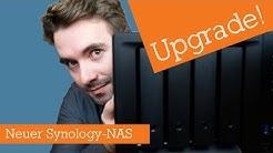 NAS-Upgrade! Synology DS918+ in 2020 sinnvoll? + Kaufberatung für Synology-NAS für papierloses Büro