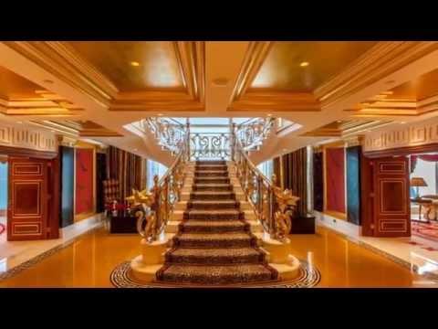 Самый дорогой гостиничный номер Burj Al Arab