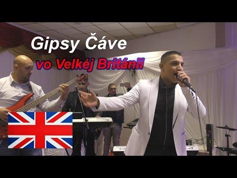 Gipsy Čáve | vo Velkéj Británii - crazy video 2016
