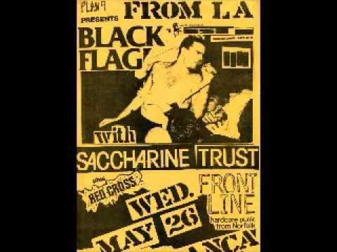 Black Flag - Live @ Casablanca, Richmond, VA, 5/26/82 [WITH SOUNDCHECK]