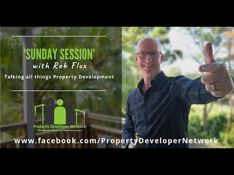Sunday Session 001: Talking All Things Property Development