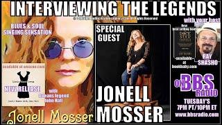 Jonell Mosser 'Blues and Soul' Singing Sensation