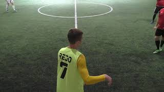 Полный матч BetonEnergo 1 2 Smile Development Турнир по мини футболу в Киеве