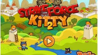 strike force kitty 2 прохождение/обзор игры#game Review/Котята атакуют!