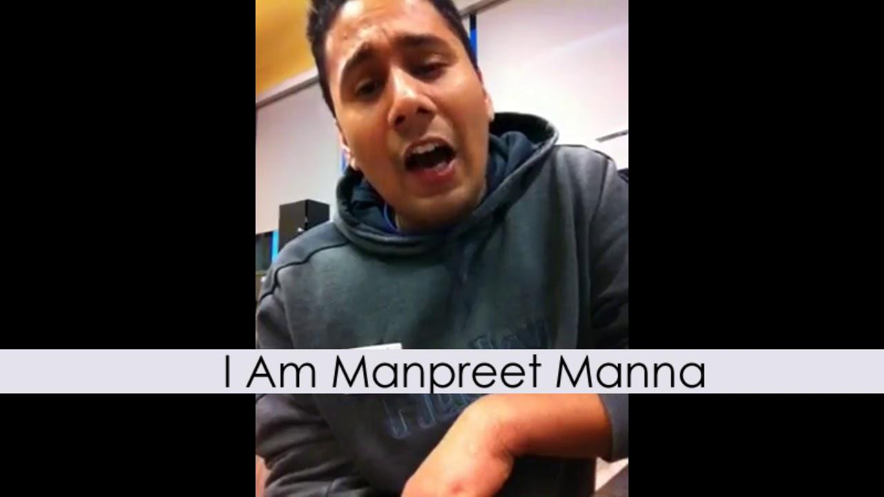 Jadon Hawa Chali - Manpreet Manna - Official