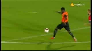 Ndiaye ocazie imensa in secunda 30: FCSB - Dunarea Calarasi - Liga 1 - Etapa 9