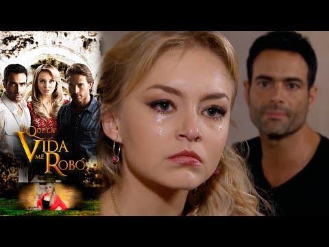 Montserrat le pide el divorcio a Jose Luis | Lo que la vida me robó - Televisa