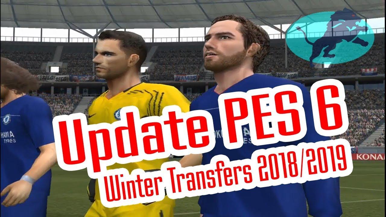 Winter Transfers