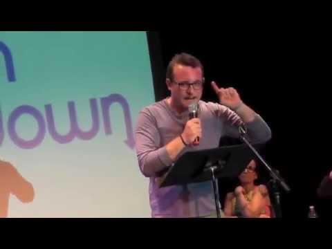 James Adomian at Uptown Showdown - Books vs Movies