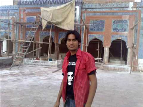 My Hazri At Mazaar Of Shah Shams Tabraiz And Shah Rukne Alam  in multan sharef