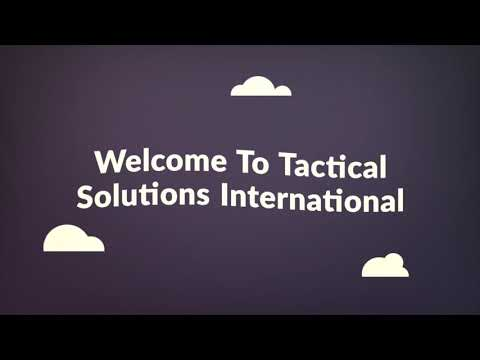 Tactical Solutions International : Armed Guards in Los Angeles