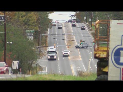 Dickson City Road Rage