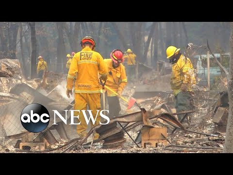 California residents describe loss, harrowing escapes from deadly wildfires Mp3