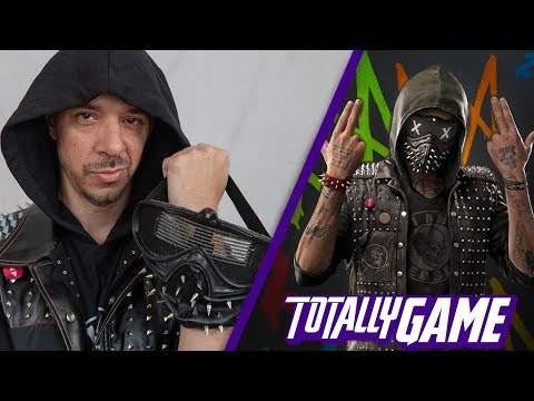 Meet the man who plays Wrench In Watch Dogs: Legion | Totally Game
