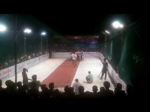 Om sai Kudal v/s Mumbai (Semi Final cricket Match)