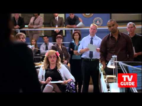 Criminal Minds: Watch a supercut of Morgan and Garcia's pet names