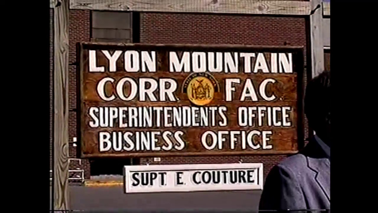 OLC - Lyon Mountain Correctional Facility  8-7-97