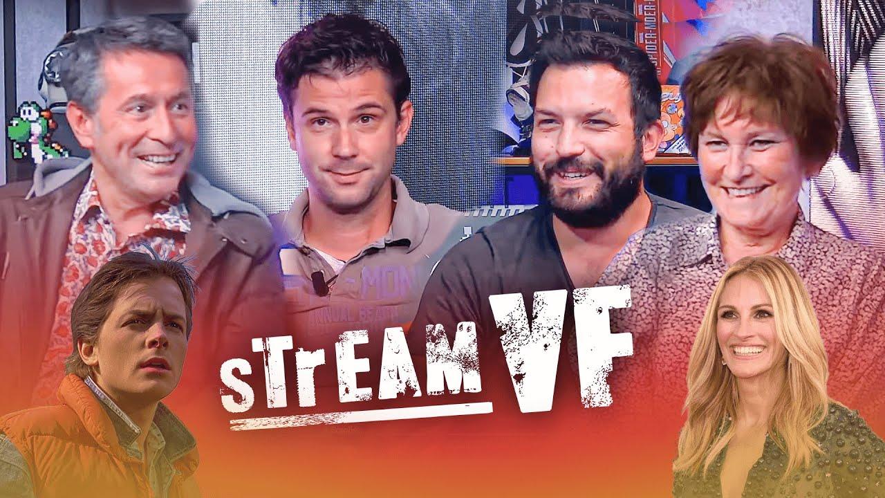 StreamVF Retour vers le Futur avec la VF de la famille Mc Fly: Luq Hamett et Celine Monsarrat