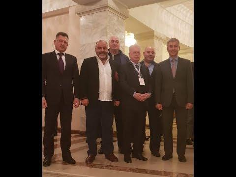Присуждение М.Б. Пиотровскому звания Почётного гражданина города Еревана