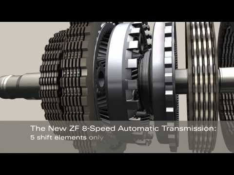 Фото к видео: Ram ZF 8 Speed Automatic Transmission TorqueFlite 8 ZF 8HP70