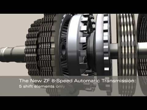 Фото к видео: Ram ZF 8 Speed Automatic Transmission TorqueFlite 8 ZF 8HP70