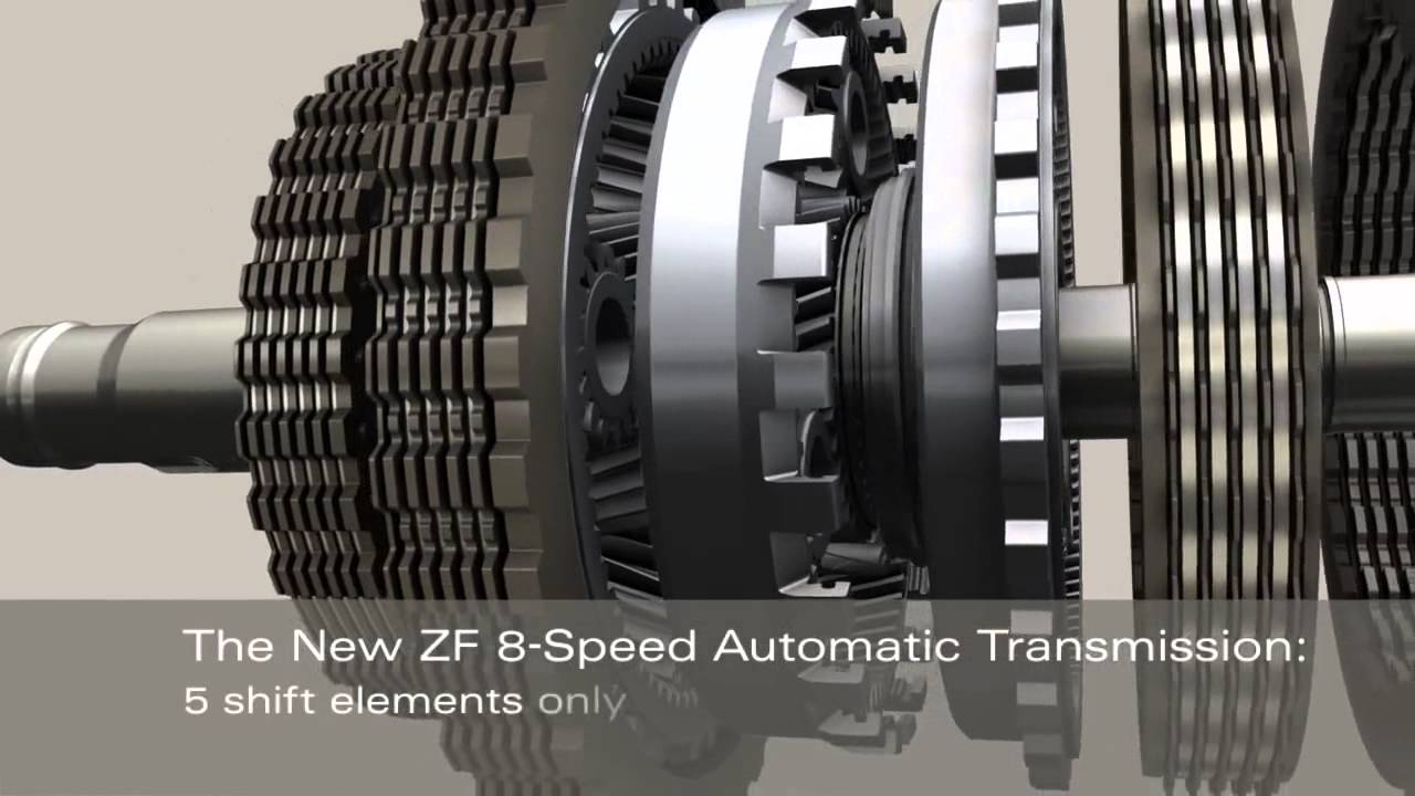 Ram ZF 8 Speed Automatic Transmission TorqueFlite 8 ZF 8HP70  YouTube