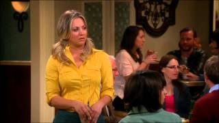Penny Meets Lucy, Penny Defends Her Friend (TBBT: 7x08 The Itchy Brain Simulation)