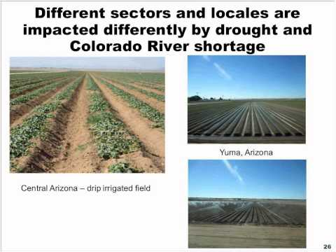 Drought Forum Webinar: Why Drought Looks Different across the West