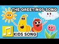 Download THE GREETINGS SONG | LARVA KIDS | BEST NURSERY RHYME | FAMILY SONG | 2018 FIRST SONG MP3 song and Music Video