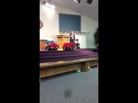 BOB GOODWIN PREACHING IN TEXARKANA