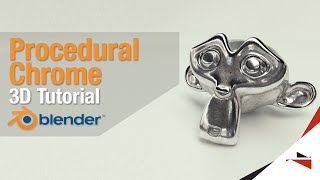 Blender Tutorial - Procedural Chrome