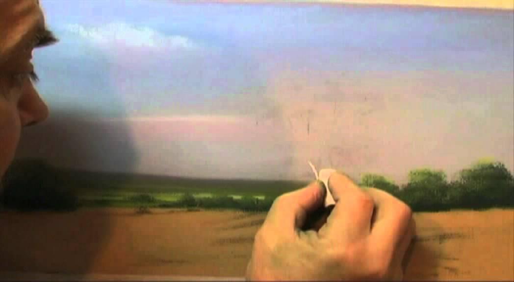 Graham Cox Moody Views Sample Speed Pastel Drawing