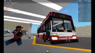 Roblox TTC Orion VII NG HEV On 7 Bathurst #1658