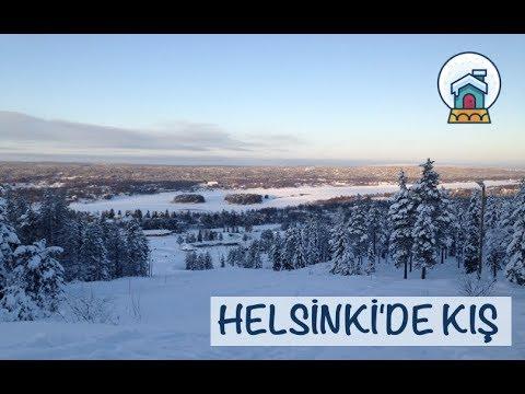 Helsinki'de Kış
