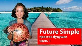 Future Simple (ПРОСТОЕ БУДУЩЕЕ) Часть 1. Времени в английском языке.