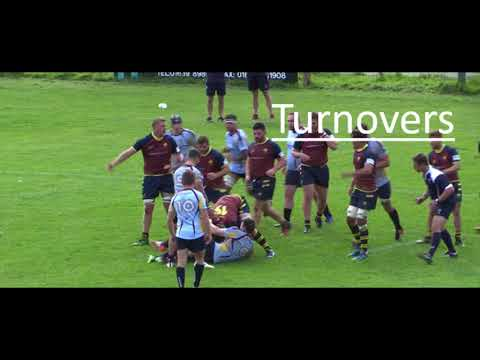 Harvey Scott 2017/18 Cardiff Met rugby highlights