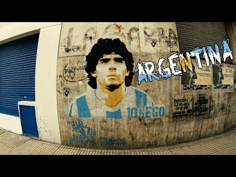 TRAVEL THE WORLD : TRIP TO ARGENTINA